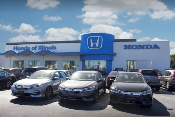 Car Dealerships In Springfield Il >> Used Car Dealer In Springfield Il Honda Of Illinois