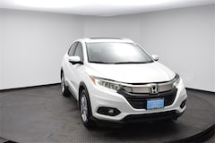 Used 2019 Honda HR-V EX AWD SUV 19169T1 for Sale near Jacksonville, IL, at Honda of Illinois