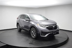 New 2022 Honda CR-V Hybrid EX SUV 22095 for Sale near Sherman, IL, at Honda of Illinois
