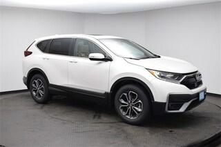 New 2021 Honda CR-V EX AWD SUV For Sale Springfield IL