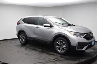 New 2021 Honda CR-V EX 2WD SUV For Sale Springfield IL