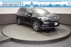 Used 2018 Honda Pilot Touring AWD SUV for Sale in Springfield, IL, at Honda of Illinois