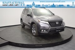 New 2019 Honda Passport Touring AWD SUV 19686 for Sale in Springfield, IL, at Honda of Illinois