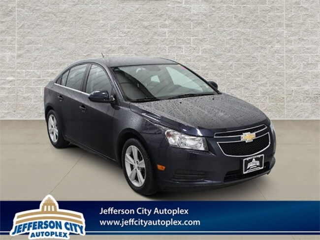 Used 2014 Chevrolet Cruze 2LT Auto Sedan in Jefferson City