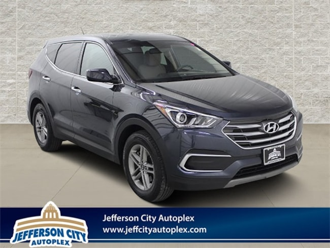 Used 2018 Hyundai Santa Fe Sport 2.4L SUV in Jefferson City