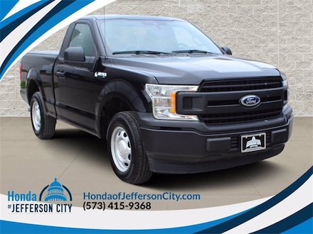 Used 2019 Ford F-150 Truck Regular Cab for sale in Jefferson City, MO
