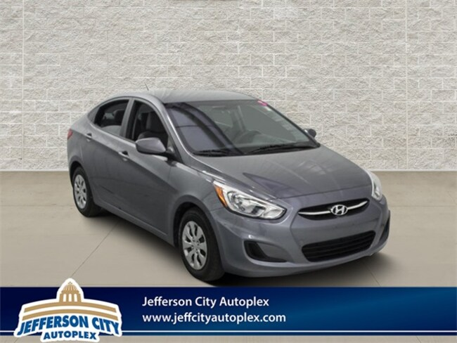 Used 2016 Hyundai Accent SE Sedan in Jefferson City