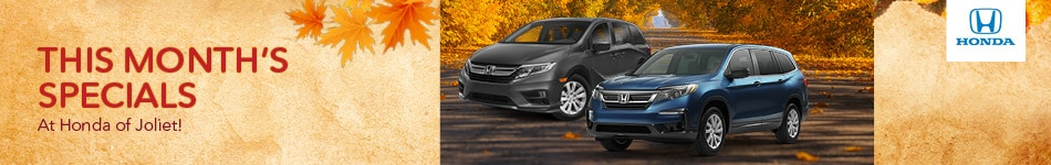 Local Offers at Honda Superstore of Joliet