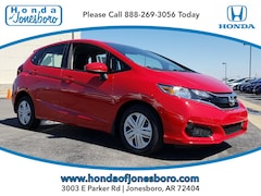 New 2019 Honda Fit LX Hatchback for sale in Jonesboro
