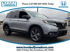 New 2019 Honda Passport Touring AWD SUV in Jonesboro, AR