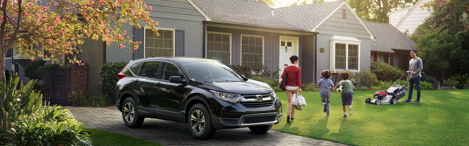 New 2018 Honda CR-V in Arkansas
