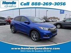 New 2021 Honda HR-V EX AWD CVT Sport Utility for sale in Jonesboro