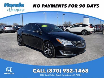2017 Buick Regal 4dr Sdn Sport Touring FWD Car