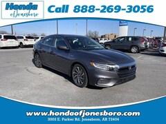 New 2021 Honda Insight Touring CVT Car in Jonesboro, AR