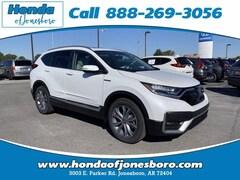 New 2020 Honda CR-V Hybrid Touring AWD Sport Utility for sale in Jonesboro