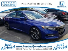 Used 2018 Honda Accord Sport Sedan for sale in Jonesboro