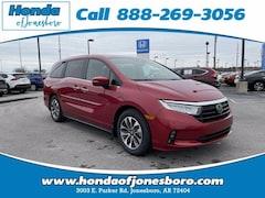New 2021 Honda Odyssey EX-L Auto Mini-van, Passenger for sale in Jonesboro