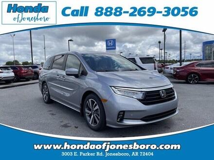 2022 Honda Odyssey Touring Auto Mini-van, Passenger