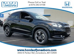 New 2018 Honda HR-V EX-L w/Navigation AWD SUV for sale in Jonesboro