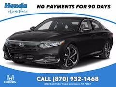 Used 2019 Honda Accord Sport 1.5T CVT Car For Sale in Conway, AR