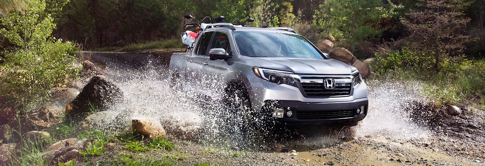 New 2019 Honda Ridgeline Arkansas