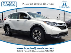 New 2019 Honda CR-V LX 2WD SUV for sale in Jonesboro