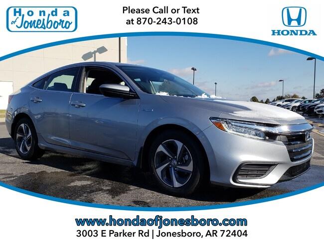 New 2019 Honda Insight LX Sedan in Jonesboro, AR