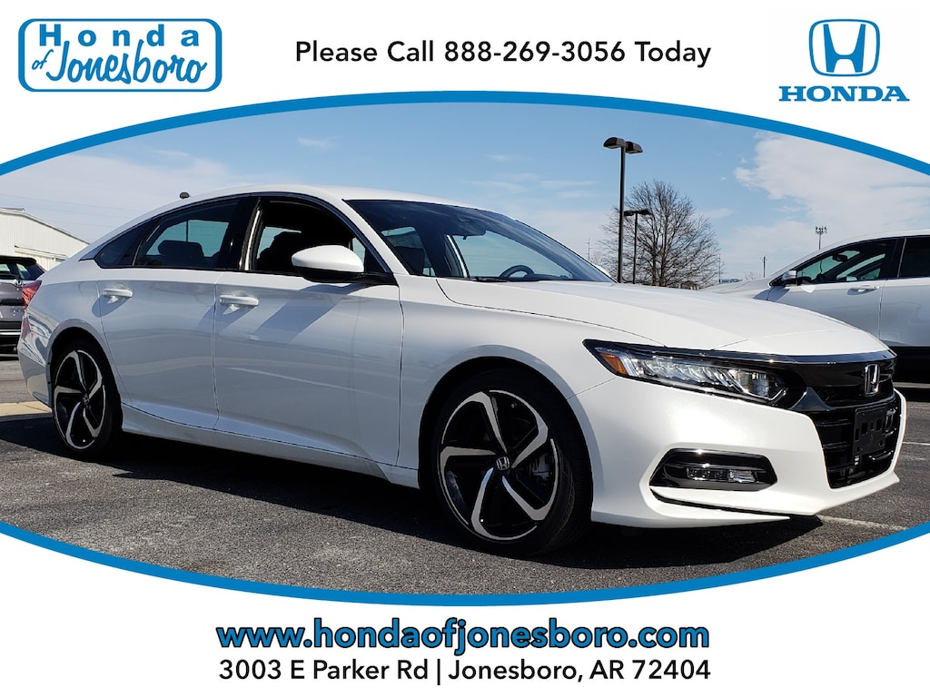 Honda Jonesboro Ar >> New 2019 Honda Accord For Sale Jonesboro Ar Stock