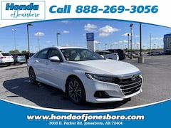 2021 Honda Accord EX-L 1.5T CVT Car