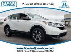 New 2019 Honda CR-V LX 2WD SUV for sale in Jonesboro