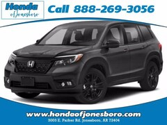 New 2021 Honda Passport Sport AWD Sport Utility for sale in Jonesboro