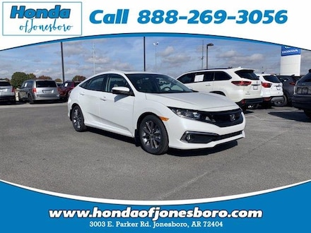 2021 Honda Civic EX-L CVT Car