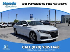 Used 2019 Honda Accord EX-L 1.5T CVT Car for sale in Jonesboro