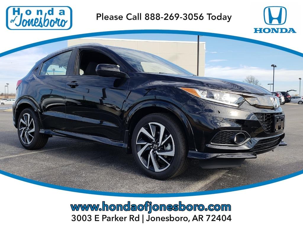 Honda Jonesboro Ar >> New 2019 Honda Hr V For Sale Jonesboro Ar Stock 20299