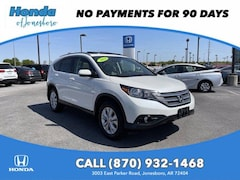 Used 2014 Honda CR-V AWD 5dr EX-L w/RES Sport Utility for sale in Jonesboro