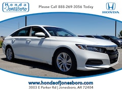 New 2019 Honda Accord LX Sedan for sale in Jonesboro
