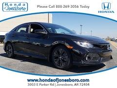 New 2019 Honda Civic EX Hatchback for sale in Jonesboro