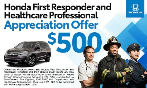 First Responders Special