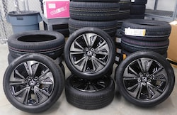 BRAND NEW WHEEL AND TIRE SPECIAL