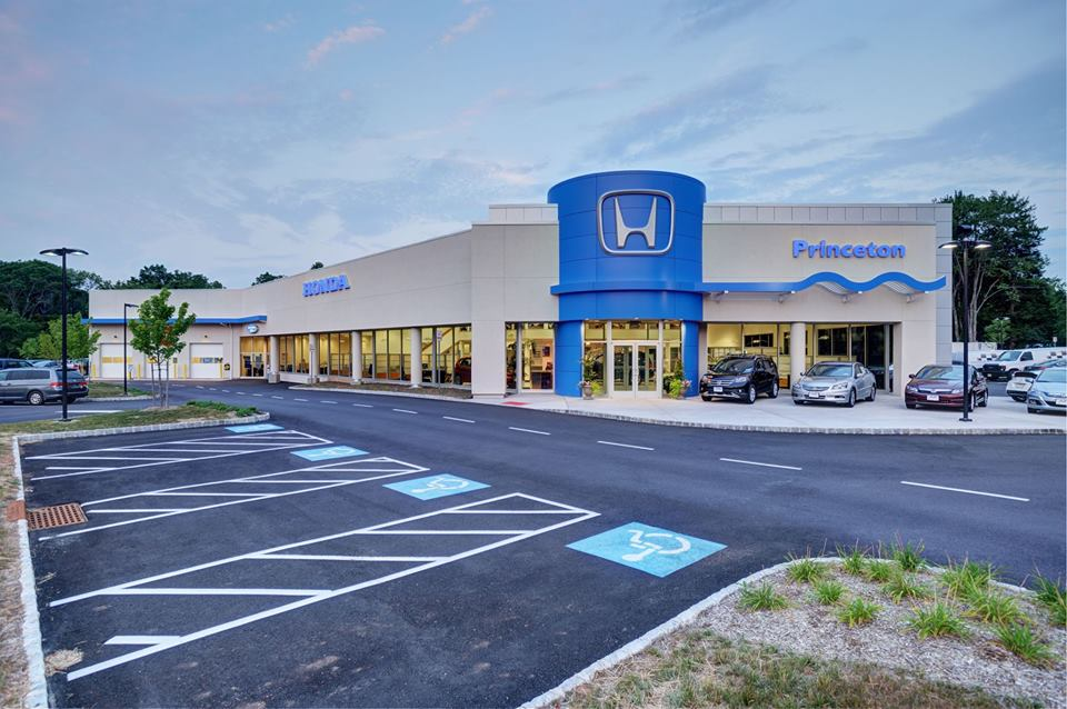 Honda Dealers Nj >> Hamilton Nj Honda Dealer Honda Of Princeton