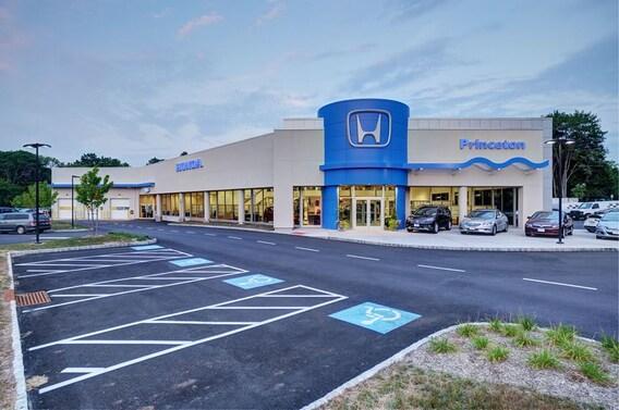 Honda Dealerships In Nj >> Flemington Nj Honda Dealer Honda Of Princeton