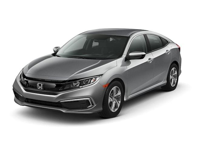 2019 Honda Civic LX Sedan Princeton NJ