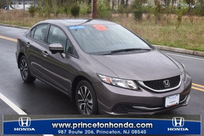 2015 Honda Civic EX Sedan Princeton NJ