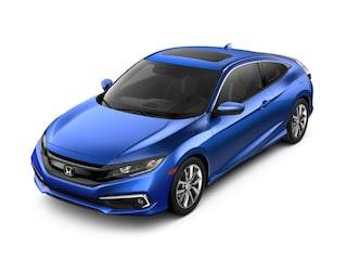 Princeton NJ 2019 Honda Civic EX Coupe Princeton NJ