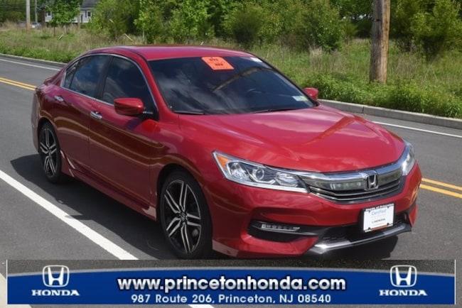 2016 Honda Accord For Sale >> Used 2016 Honda Accord For Sale Princeton Nj