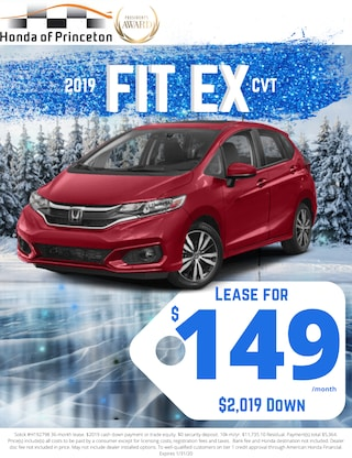 Lease new Fit for just $149!