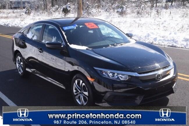 2016 Honda Civic LX Sedan Princeton NJ