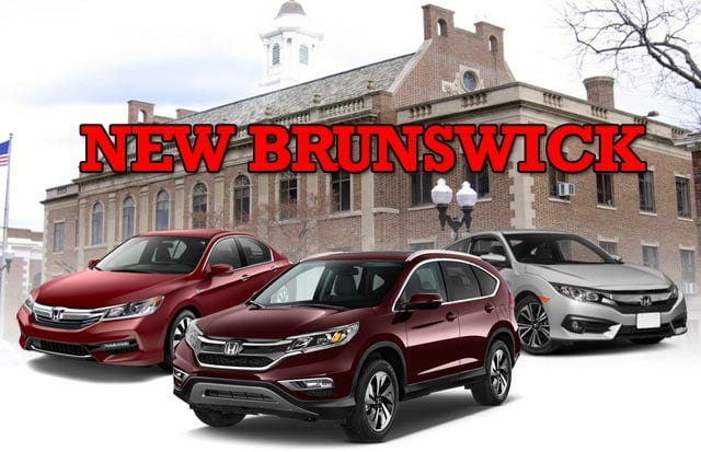 Honda Dealer Serving New Brunswick NJ