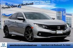 2020 Honda Civic Sport Sedan
