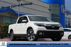 2019 Honda Ridgeline RTL FWD Truck Crew Cab